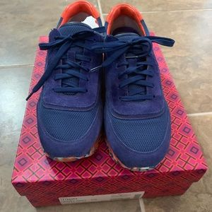Authentic Tory Burch sneakers
